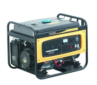 Kipor Type Gasoline Generator KGE4000