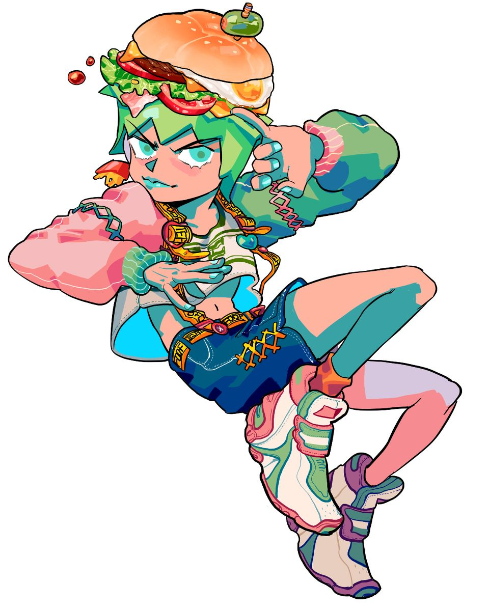 Sailor moon poses