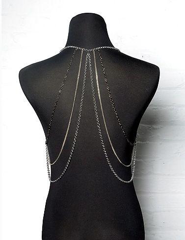 Rei Body Chain 2 - Armor Jewelry