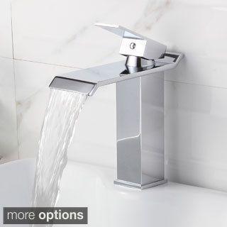 Elite 8813C\' Chrome (Grey) Single Lever Basin Sink Faucet (Chrome ...