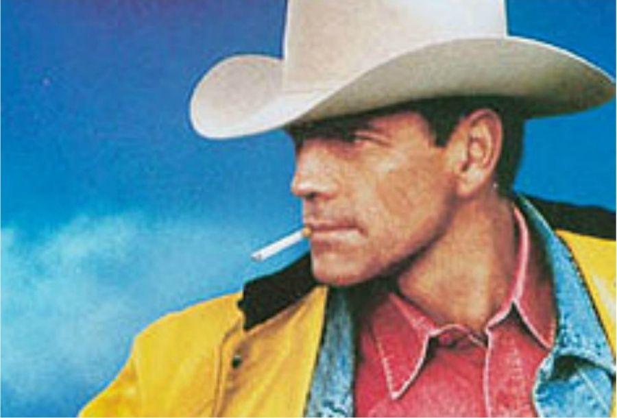 Marlboro Man Wayne Mclaren