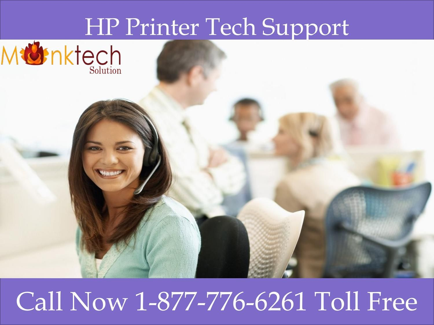 To HP Printer Tech Support Call On 18777766261 toll