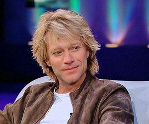"Jon Bon Jovi on the ""Oprah Winfrey"" show in 2006. Bon Jovi donated $1,000,000 to Oprah's Angel Foundation to help victims of Hurricane Katrina on that show. @R0cked4evr   WeHeartIt.com."