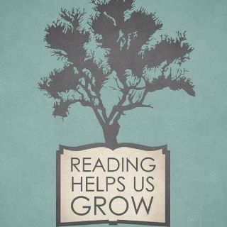Reading helps children grow strong roots!