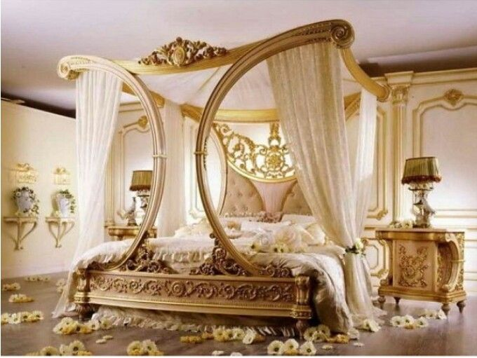 Beautiful Fancy Bedroom