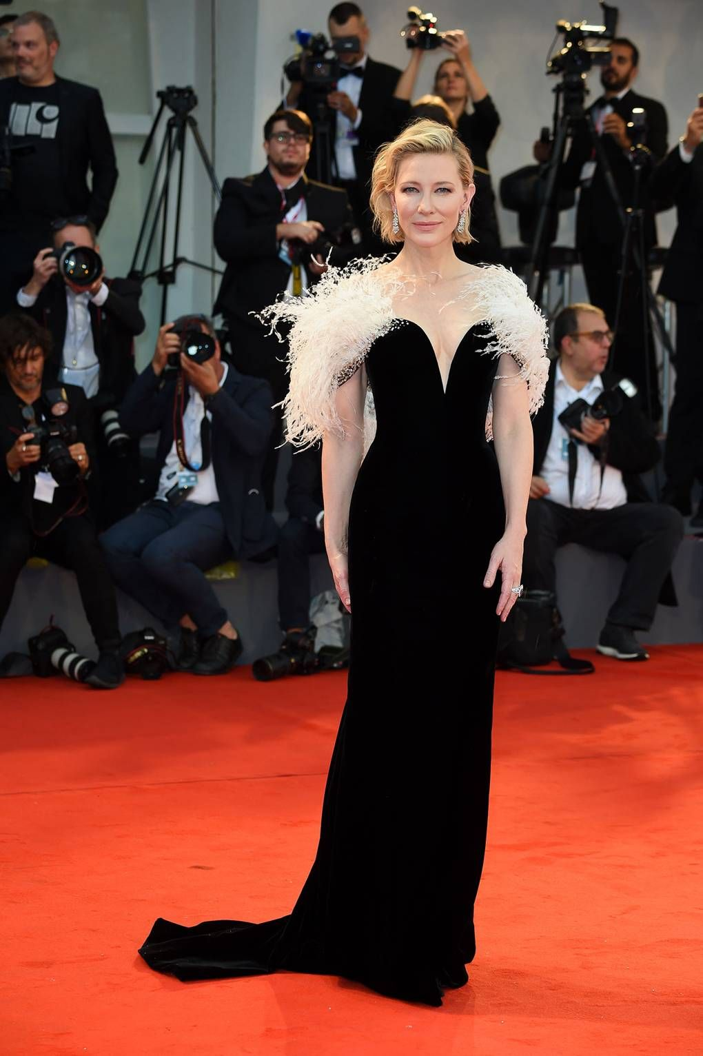 80f5027865d Ever an elegant entry in lists such as these, Blanchett used her position  as President of the Jury at Cannes 2018 to illustrate her red-carpet  dexterity, ...