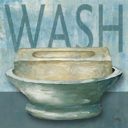 Wash Canvas Art - Elizabeth Medley ()