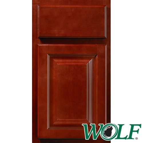 Discount 10x10 Wolf Cabinets Saginaw Series Crimson Cheap Interior Doors Saginaw Wolf