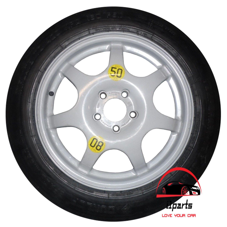 Bmw X5 2001 2002 2003 2004 2005 2006 18 Factory Oem Steel Wheel Rim Spare Wheel Rims Steel Rims Wheel