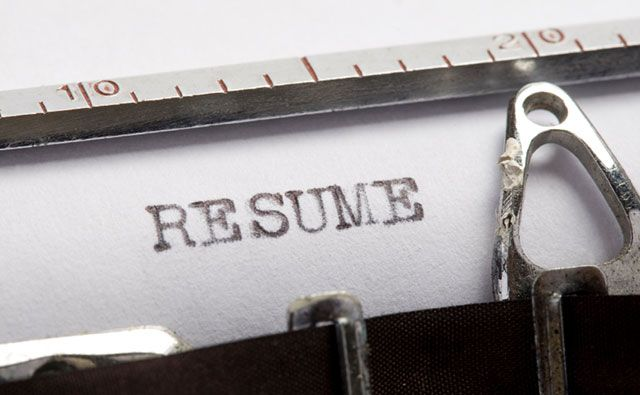 10 Simple Things You Can Do to Get Your Resume Read