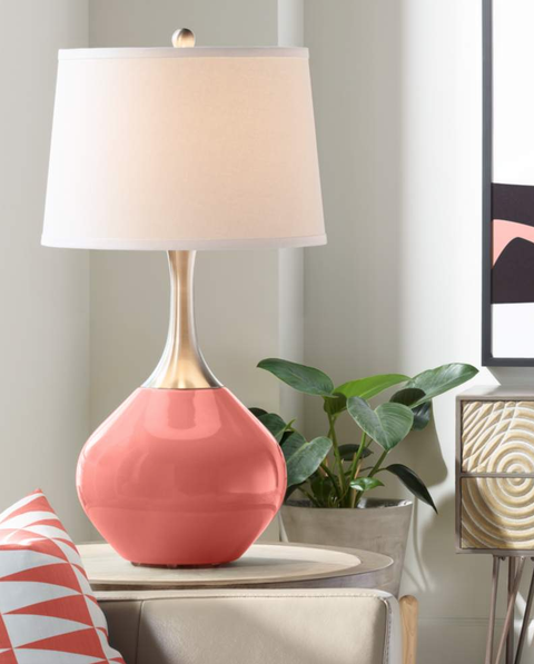 Shop Coral Decor Inspired By Pantone S Color Of The Year Coral Decor Coral Room Coral Home Decor