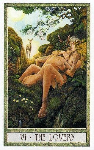 Галерея Druidcraft Tarot – 80 фотографий