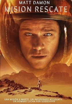 Mision Rescate Online Latino 2015 Peliculas Audio Latino Online The Martian Film Space Movies Movie Posters