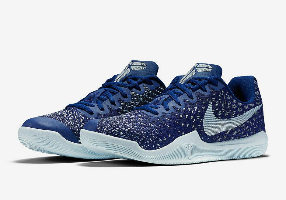 b2eb53c63745 Nike KOBE Mamba Instinct Mens Basketball Shoes 9.5 Paramount Blue  Nike   BasketballShoes