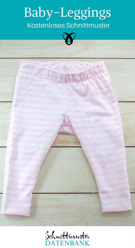 Baby-Leggings Noch keine Bewertung. | Hosen | Pinterest | Baby ...