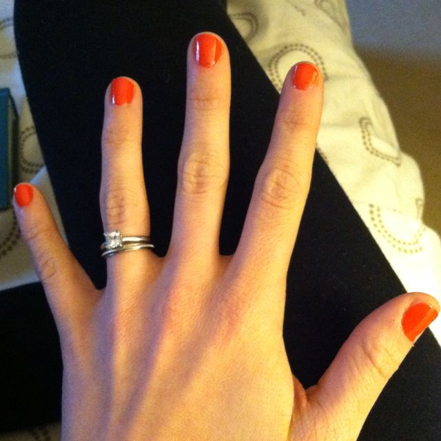 Essie-meet me at sunset...best nail polish I've ever bought!
