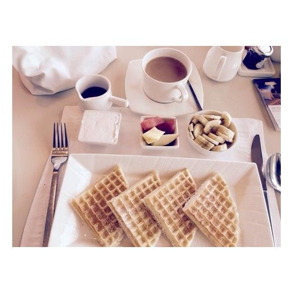 Breakfast Picture of The Oberoi, New Delhi, New Delhi ❤ liked on Polyvore featuring backgrounds, food & drink, home and pictures
