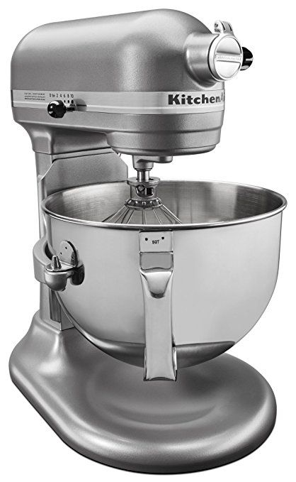 KitchenAid Professional 6 Qt. Bowl Lift Stand Mixer   Silver Is Perfect For  All Of Your Baking Needs. Make A Large Batch Of Cookies In A Breeze.