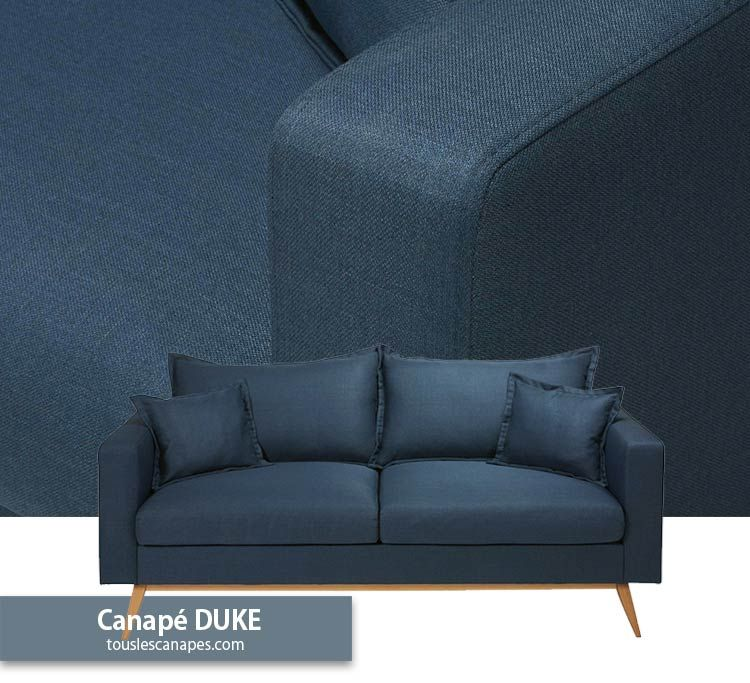 Canape Bleu 20 Modeles Pour Vous Inspirer Et Decorer Votre Salon Canape Bleu Tissu Bleu Bleu
