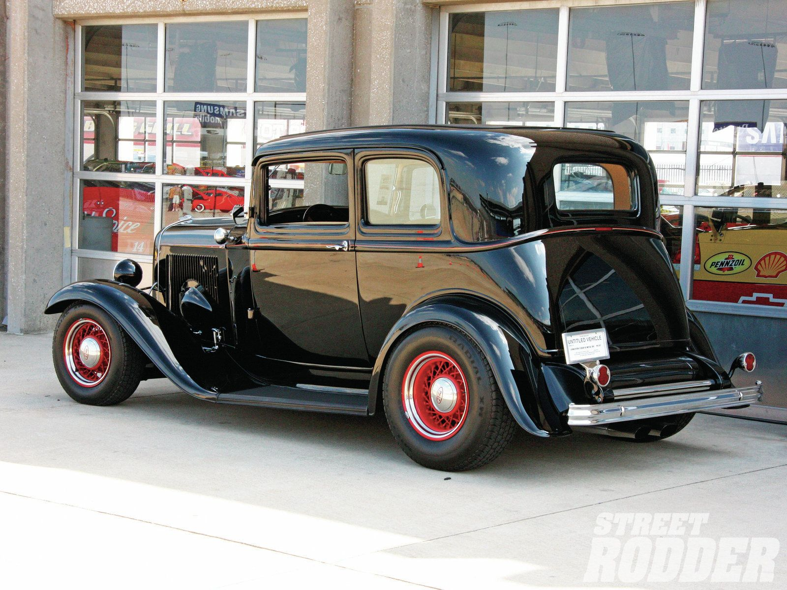 1932 Ford Victoria..Re-pin Brought to you by agents at ...