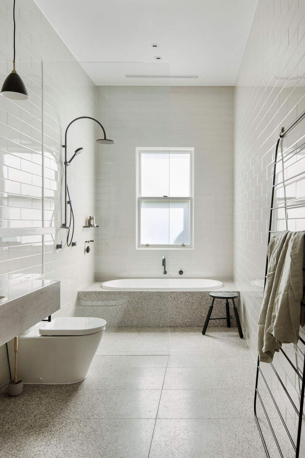 Nice 49 Cool Cottage Bathroom Design Ideas. More at http ...