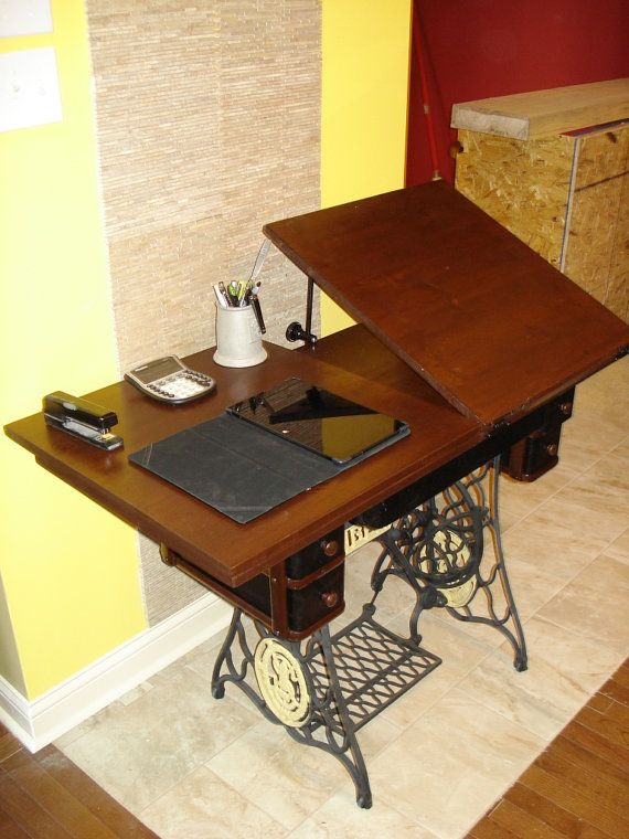 Drafting Table With Drafting Machine Modern Coffee