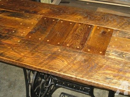 Reclaimed Wood Tables Custom Made By The Florida Handyman & Home Watch Company for Sale in Naples, Florida Classified | AmericanListed.com