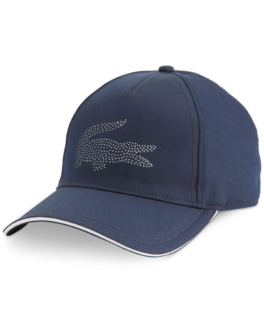 62156aa376a Lacoste Trucker Hat