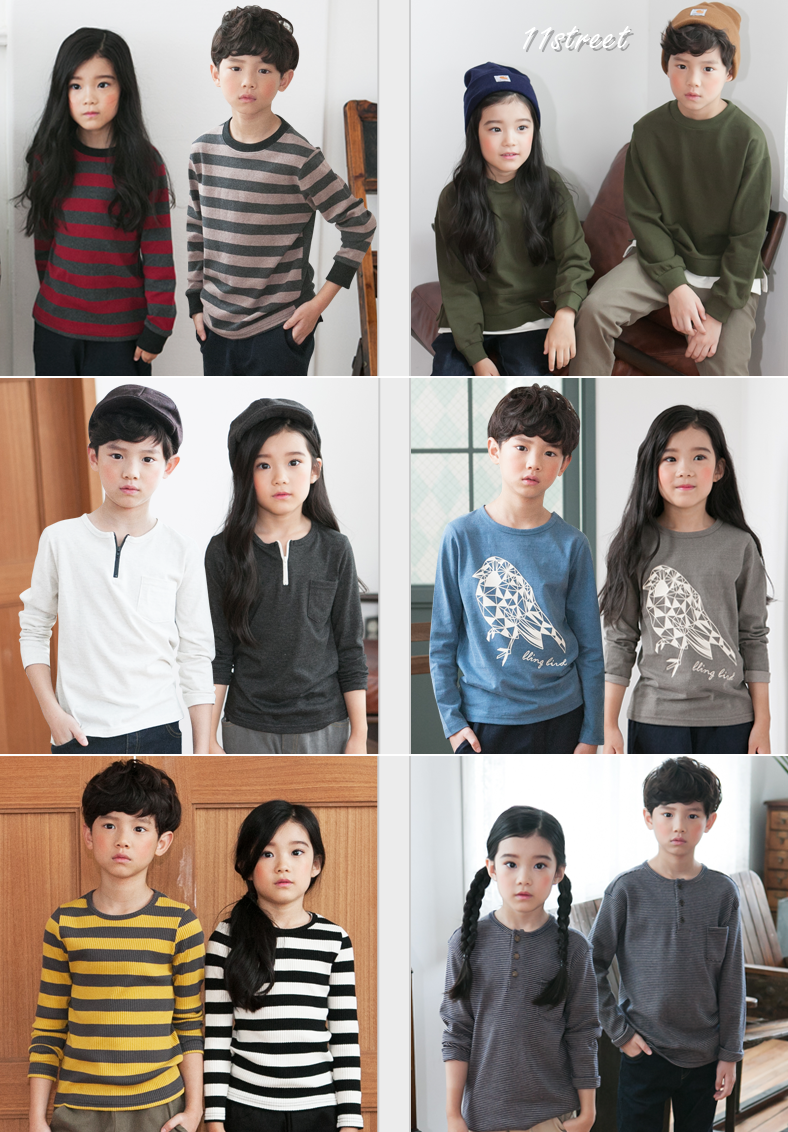 Kid's T-Shirt / Pants / Jacket / Cap [DEOBUCK KIDS] 11Street #childrenwear #koreanstyle #casualfashion
