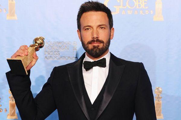 Ben Affleck Takes Award for Best Director #goldenglobes ...