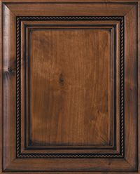 Kitchen cabinet doors sheyenne door style in rustic alder finished kitchen cabinet doors sheyenne door style in rustic alder finished in butterscotch with ebony black eventshaper