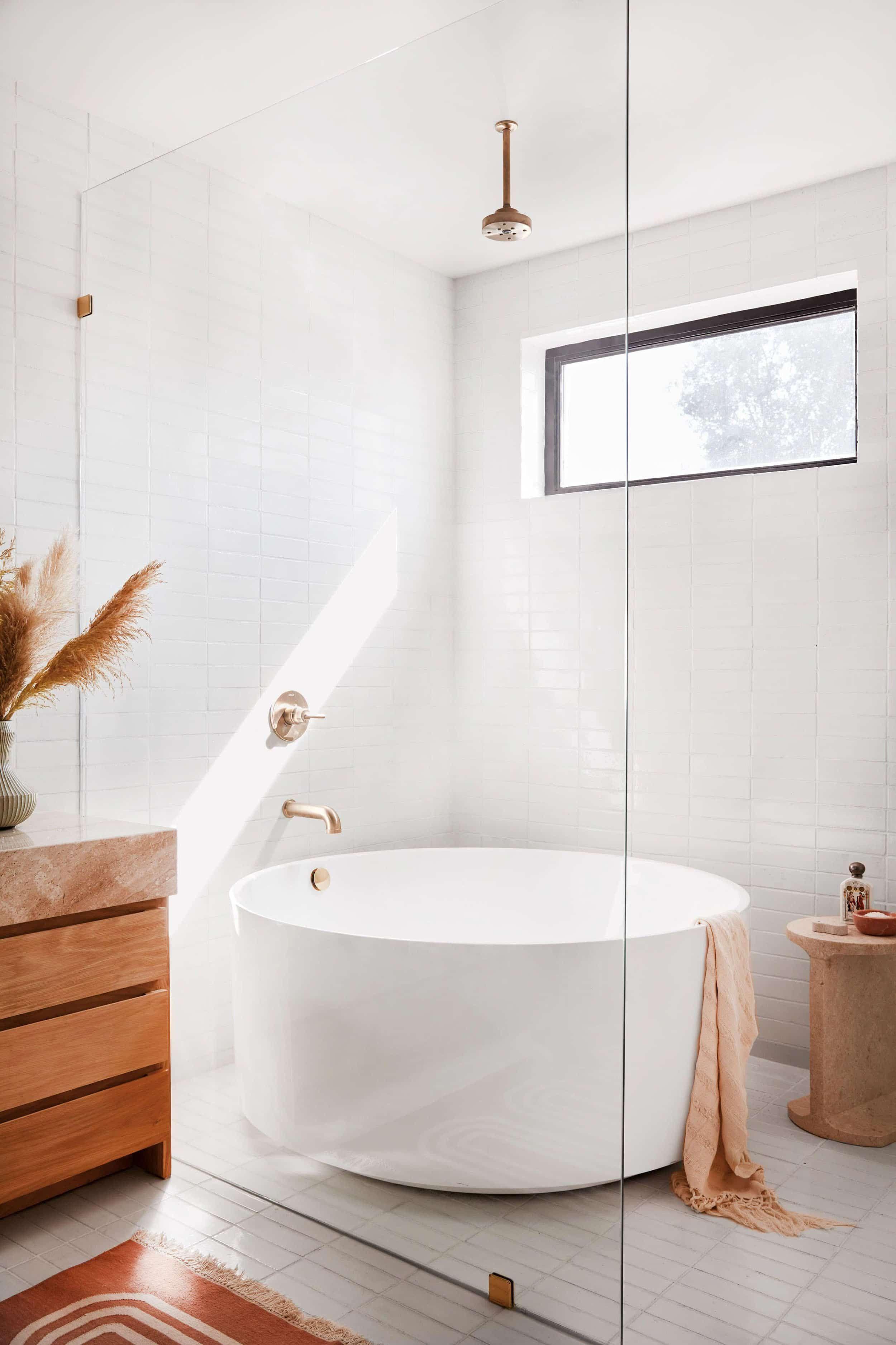 The 9 Best 2020 Bathroom Trends We Wish We Had Right Now Emily Henderson In 2020 Bathroom Trends Cool Room Designs Bathroom Design