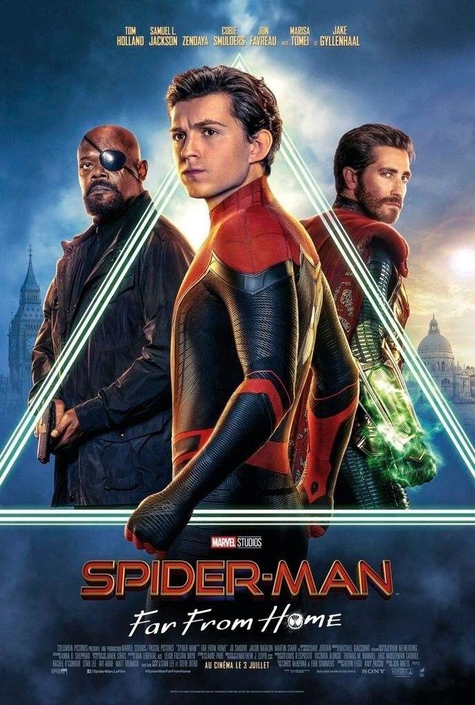 Spider Man Far From Home Spiderman Films Complets Films Marvel