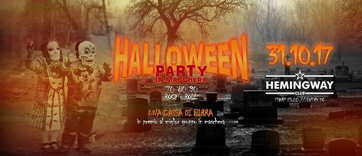 Halloween Party Hemingway Club [8th Edition] Vampiri