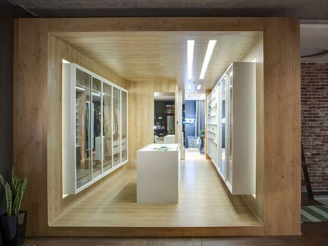 Appartement contemporain esprit loft | Lofts