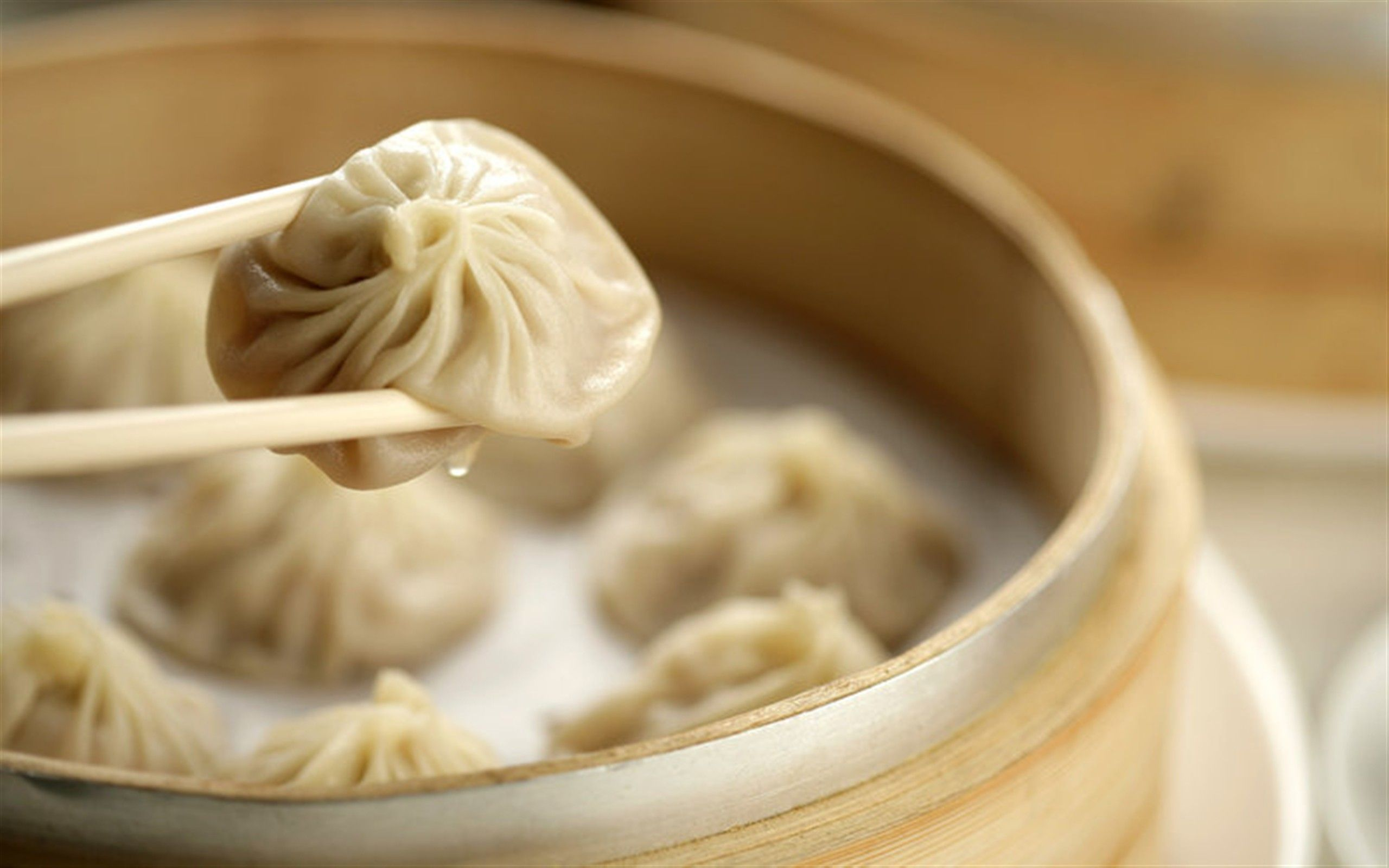 Tasty Chinese Dumplings Food Photo Wallpaper Desktop Free Hd