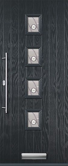 At Safestyle UK we manufacture our own superior quality and secure composite doors. & Milano Grey | new doors | Pinterest | Doors Front doors and Glaze pezcame.com