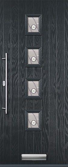 Milano Grey & Milano Grey | new doors | Pinterest | Doors Front doors and Glaze