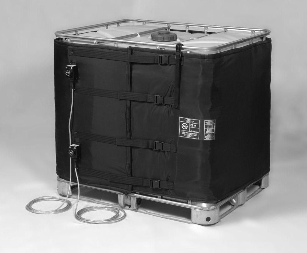 IBC Heater, IBC Heater Jackets, Zone 1 Zone 2 Hazardous