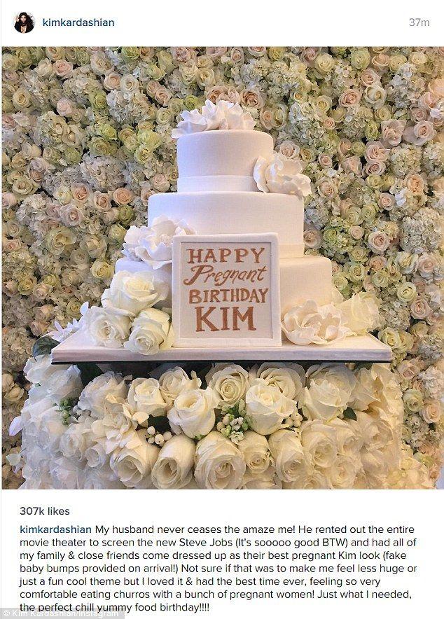 Kim Kardashian feston 35vjetorin http//alboz.al/kim