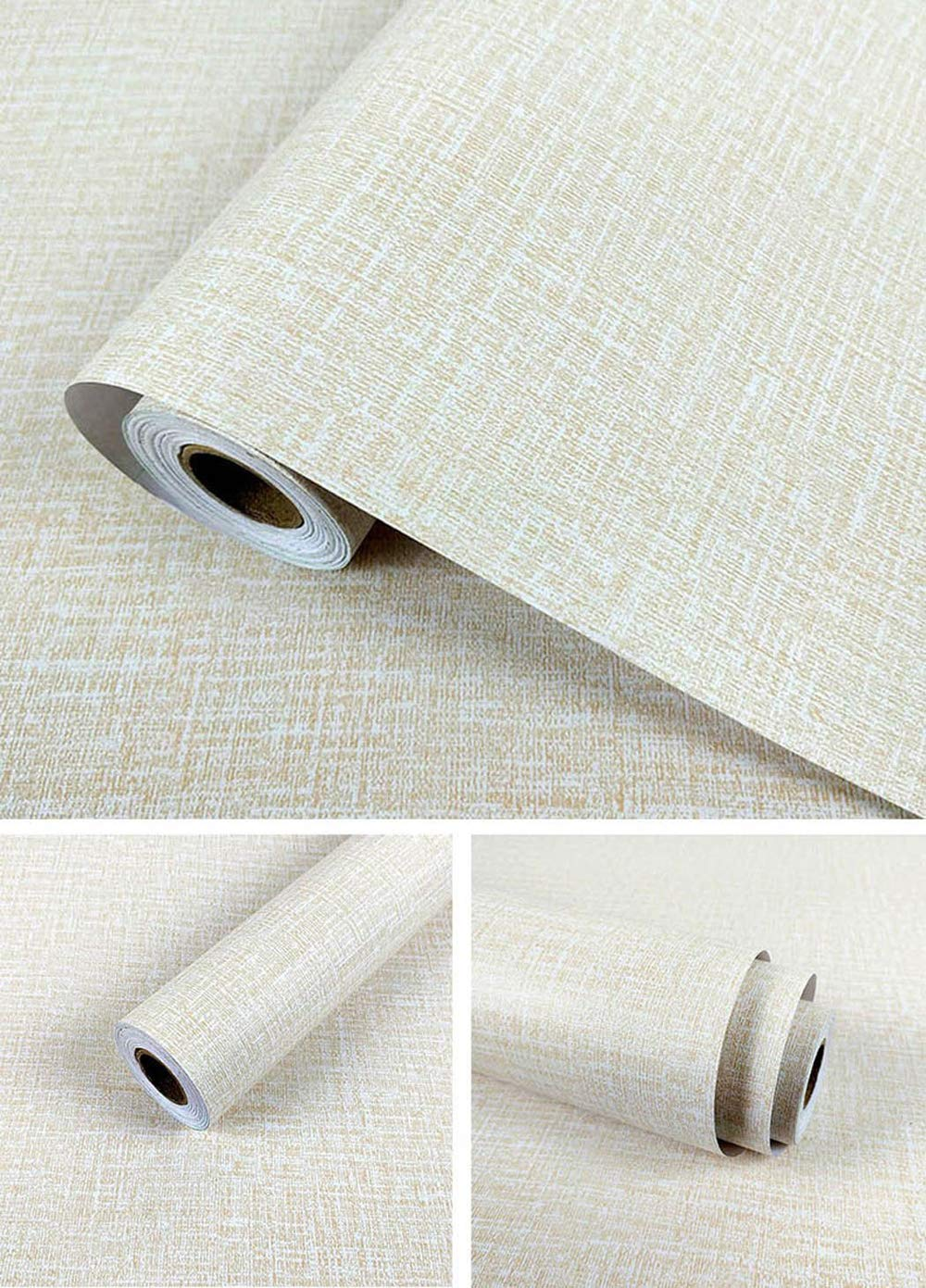 Modern Faux Grasscloth Peel And Stick Wallpaper Roll Self Adhesive Linen Contact Paper Wall Decoratio Contact Paper Wall Peel And Stick Wallpaper Contact Paper