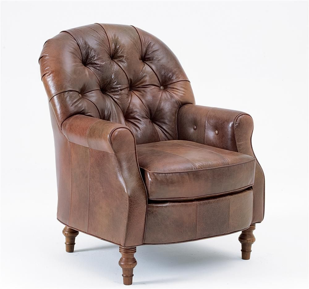 Chairs   Club Truscott Club Chair By Best Home Furnishings   Becker  Furniture World   Upholstered