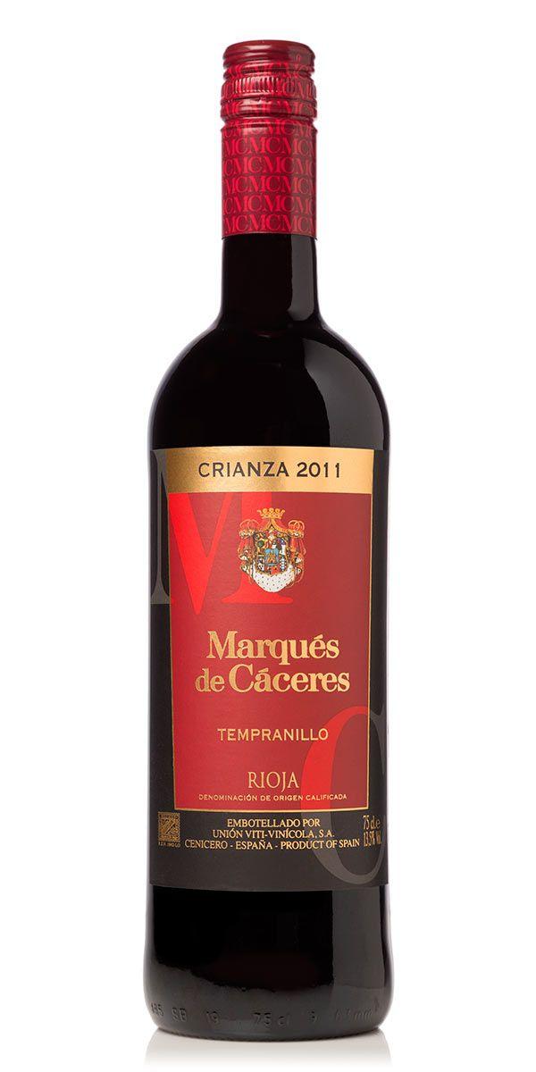 En lite mer modern Rioja. Fint kryddig smak med drag av mörka plommon, örter och lite vanilj. Perfekt till en grillad fläskkotlett eller spanska köttbullar i tomatsås.
