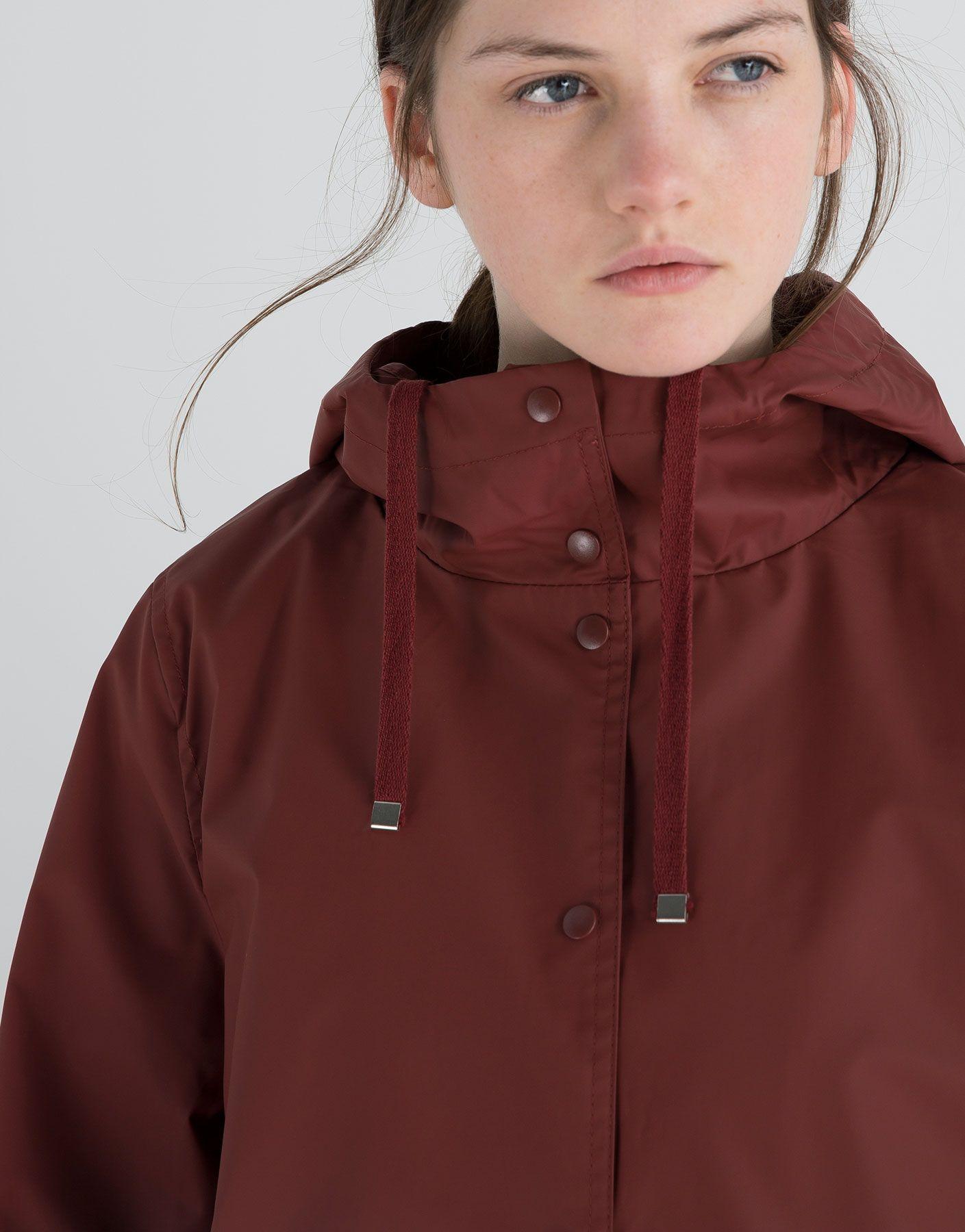 d0986d48c8eb7b Pin by Nina Bepunkt on chlothes   Rain wear, Jackets, Coat