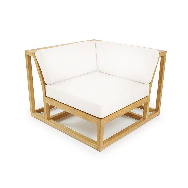 Maya Premium Teak Outdoor Sectional Furniture from Westminster Teak ...