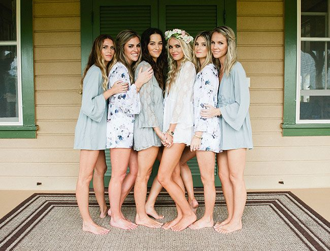 Show Me Your Mumu Bridesmaid Collection Boho Chic Robes