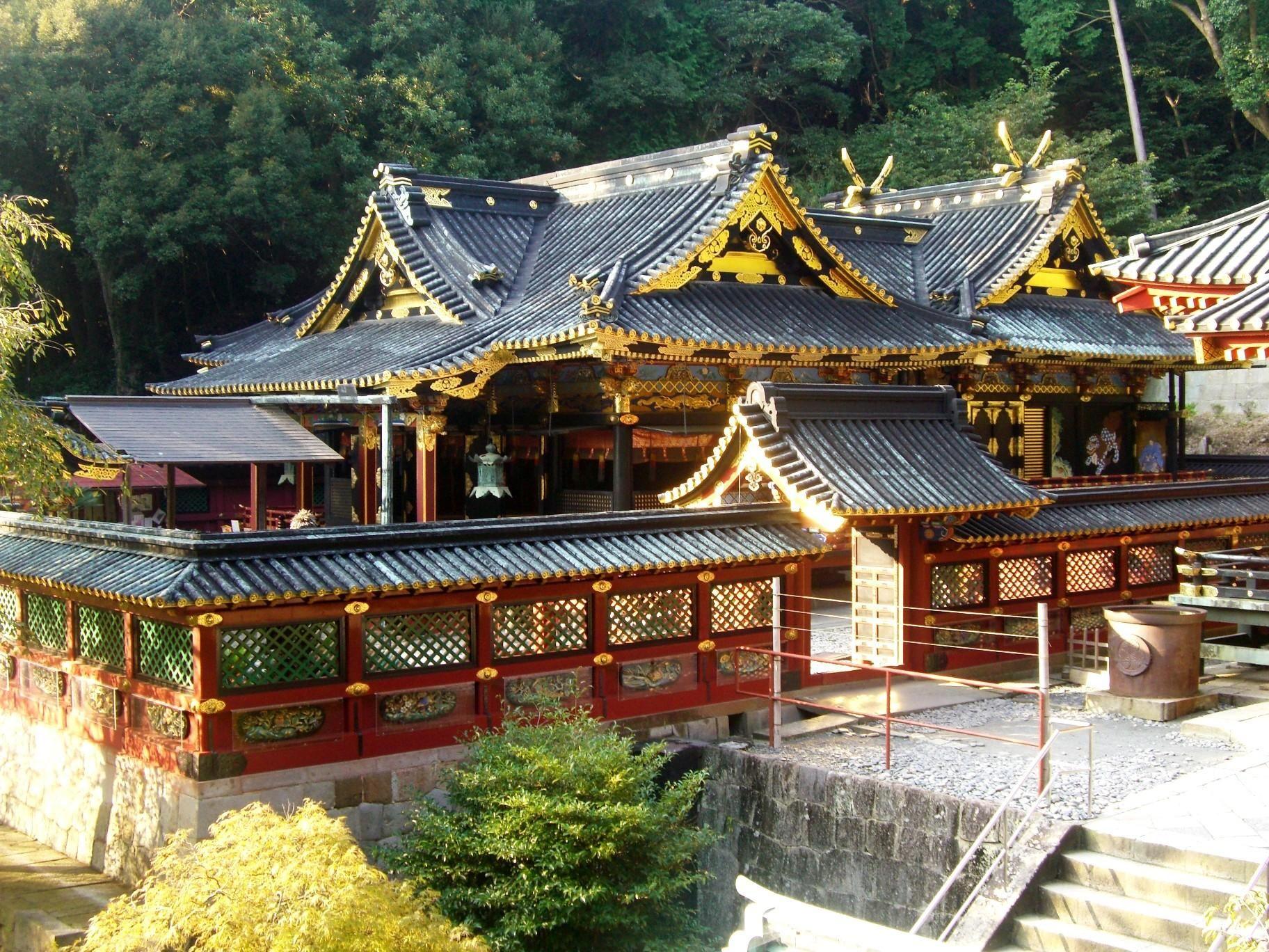 東照宮 Toshogu shrine - Nikko - Japan | Japan in 2019 | House ...