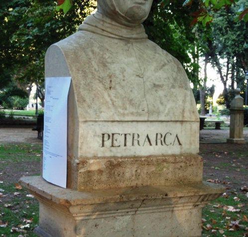 Poesie per la Pace 2012 L'evento di Poesie per la  Pace a Roma - Pincio