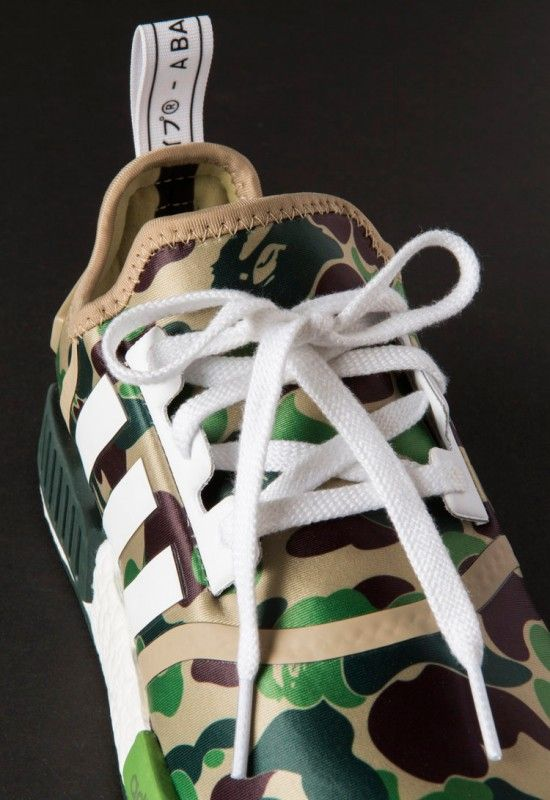 Here's Where to Buy the adidas Originals x BAPE Collection