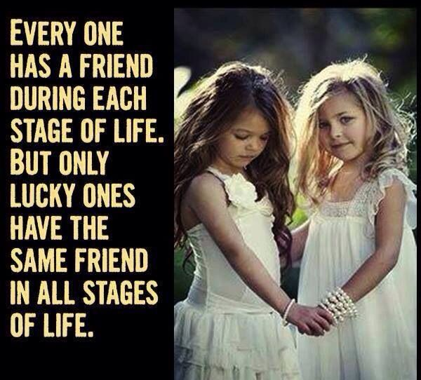 friendship through the years quotes